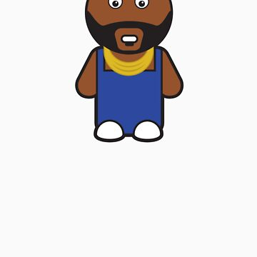 Mr T Icon by browzy