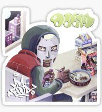 Kool Rock Doom Sticker