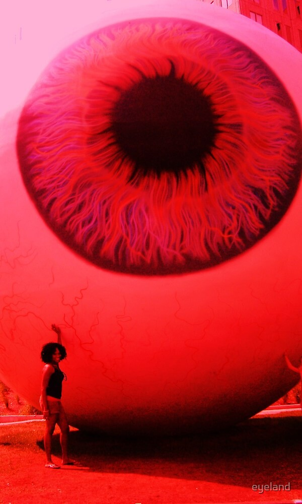 Fix Red Eye by eyeland
