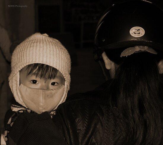 Viet toddler by Jordan Miscamble