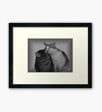 I Love You, Gracie Framed Print