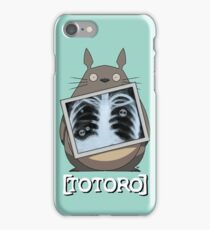 Scrubs Totoro iPhone Case/Skin