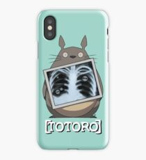 Scrubs Totoro iPhone Case