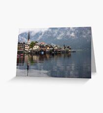 Hallstatt, Austria Greeting Card