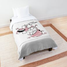 Courage The Cowardly Dog Comforter