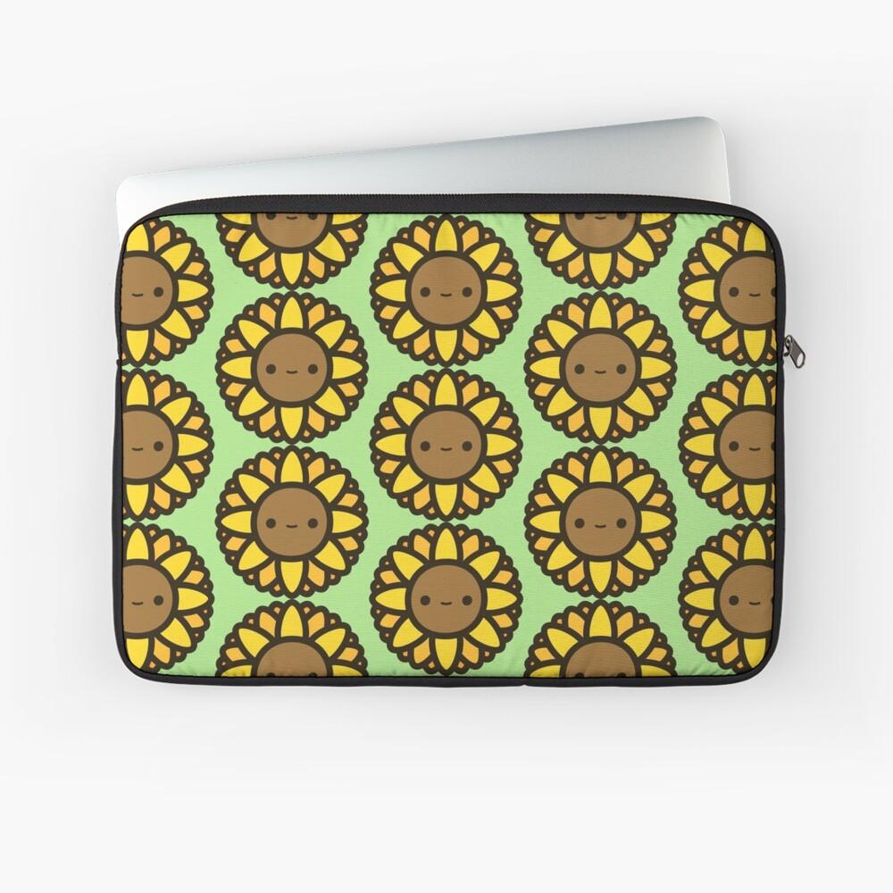 Cute sunflower Laptop Sleeve
