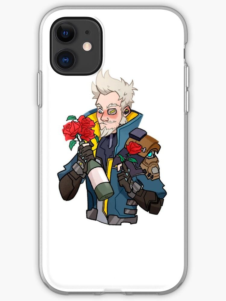 Borderlands 3 Zane iphone case