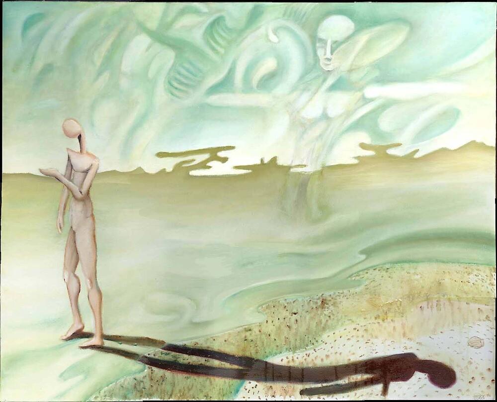 Shoreline by Davol White