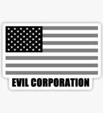 Evil Corporation Sticker