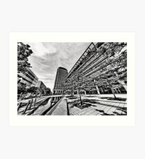 Urban Renewal Art Print
