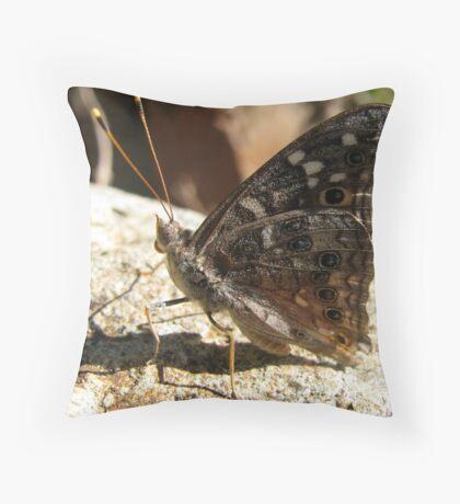 Butterfly ~ Empress Leilia Throw Pillow