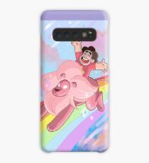 Steven and Lion over the rainbow Case/Skin for Samsung Galaxy