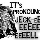 Jekyll and Hyde by Jokertoons