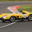Ferrari 500TR C by Willie Jackson