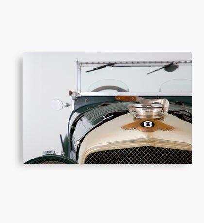 Vintage Bentley Canvas Print