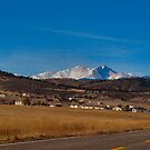 First Snow in the High Country by Barb Miller
