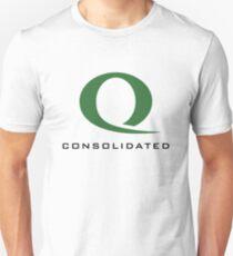Queen Consolidated shirt – Q logo, Arrow, Green Arrow  T-Shirt