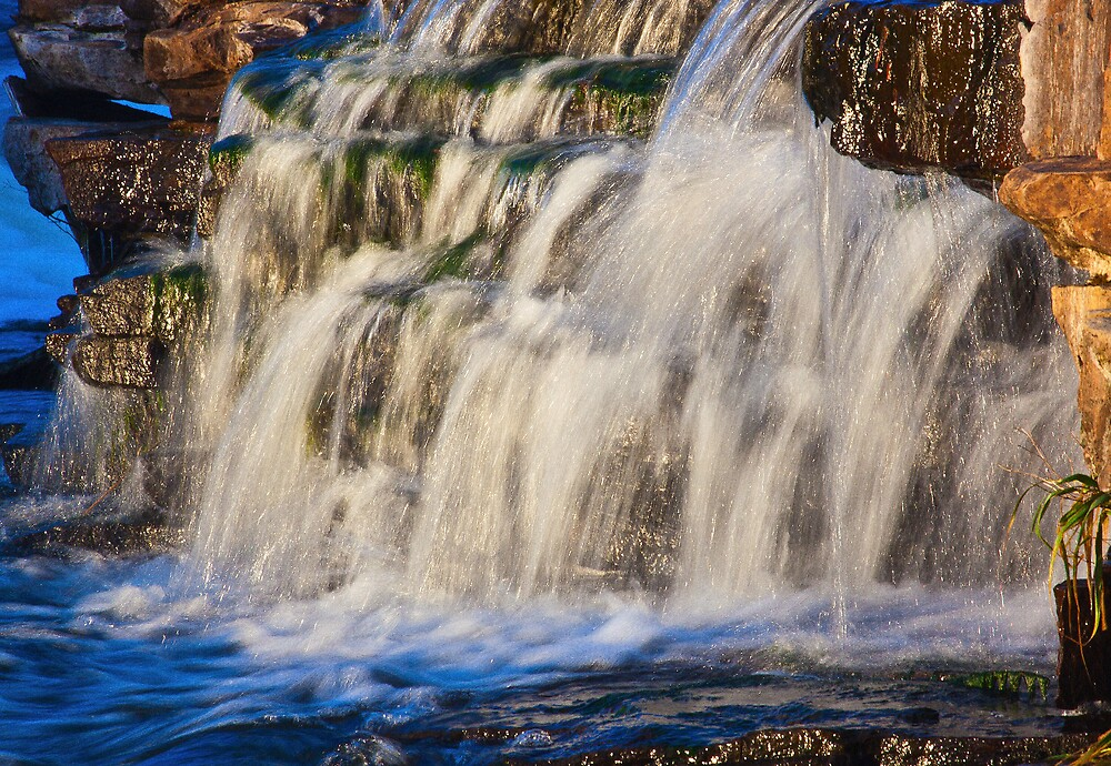 Almonte Waterfalls (11) by Josef Pittner