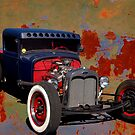 1931 Ford Rat Rod Pickup by TeeMack