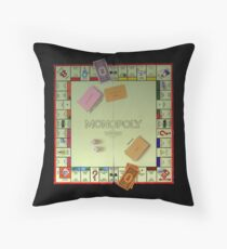 Cashflow Throw Pillow