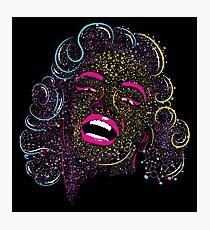 Marilyn on Acid Photographic Print
