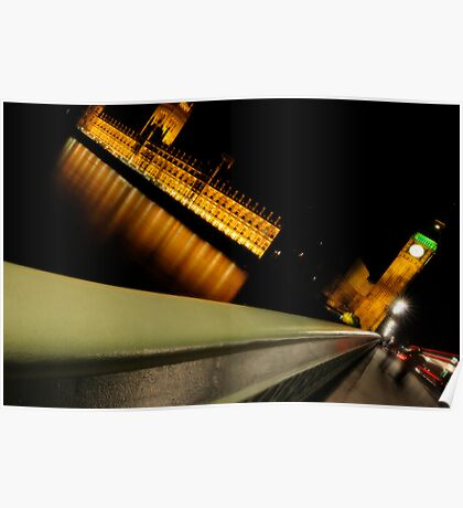 WESTMINSTER NIGHTS Poster