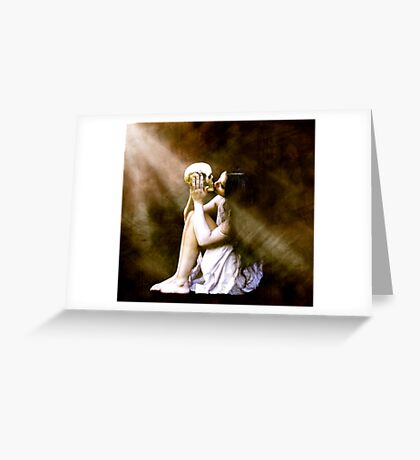 Kiss of Death Greeting Card
