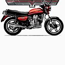 Honda CX500 - the great classic by Cimbart
