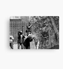 photographers Canvas Print