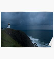 Byron Bay Lighthouse Poster