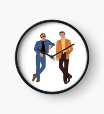 Once upon a time in Hollywood Clock