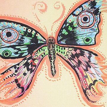 Butterfly 2 by megackerman