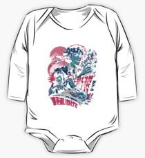 LxS Long Sleeve Baby One-Piece