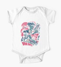 LxS Short Sleeve Baby One-Piece