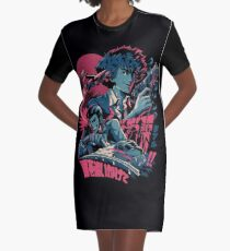 LxS Graphic T-Shirt Dress