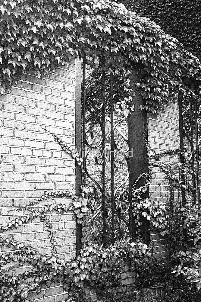 The Secret Garden by Wini Minerd