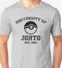 University of Johto T-Shirt