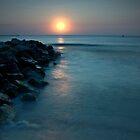 Dreamy sunrise by CameliaC