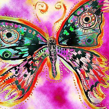 Butterfly 4 by megackerman