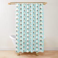 Chipper Polar Bear Shower Curtain