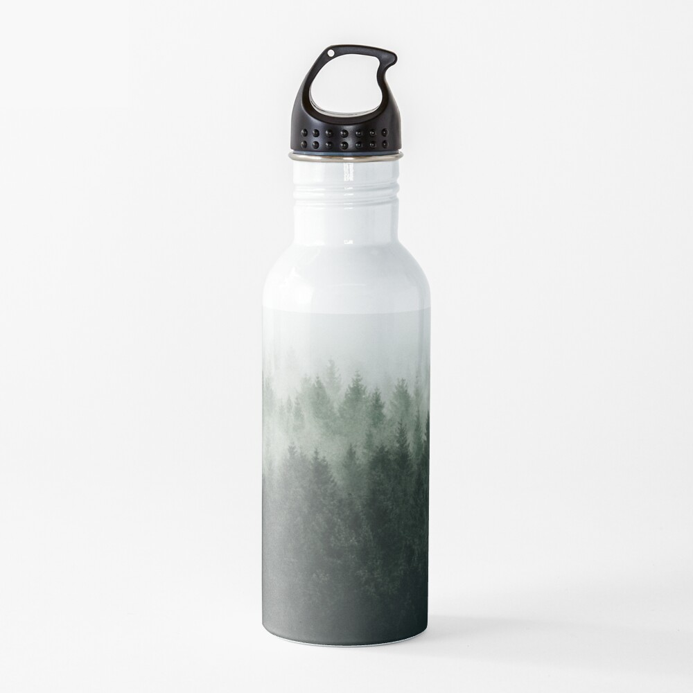 High And Low Water Bottle