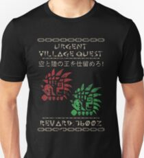 Monster Hunter Required - Rathalos and Rathian T-Shirt