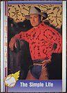 498 - Nolan Ryan by Foob's Baseball Cards