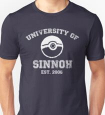 University of Sinnoh T-Shirt
