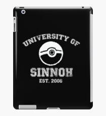 University of Sinnoh iPad Case/Skin