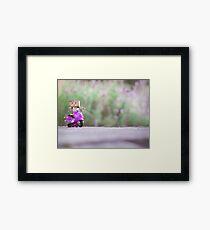Leisure Framed Print