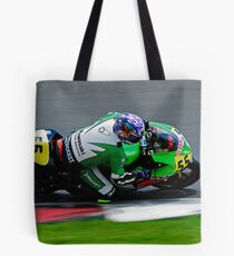 2010 Australian Formula Xtreme Championship Round 5 Eastern Creek Raceway | Fx 1000 - Nationals | David Watt | Bakers Delight | Kawasaki Zx10r Tote Bag