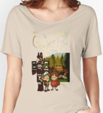 Visit Gravity Falls Women's Relaxed Fit T-Shirt