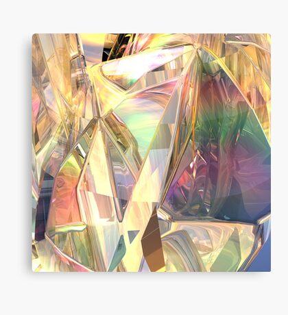 Twisted Glass II Canvas Print
