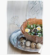 Bowl of Salad Poster